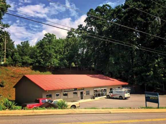 Waynesville property owner sees  bumps in the road to MSD exit