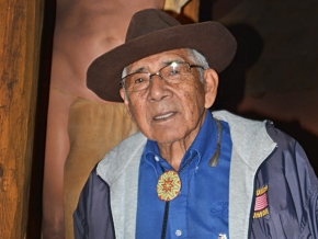 Cherokee man receives N.C.'s highest honor