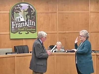 Mashburn to fill late husband's seat on Franklin board