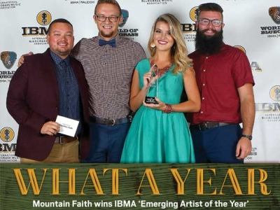 Mountain Faith wins big in Raleigh