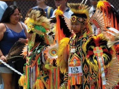 Cherokee Nation POW WOW