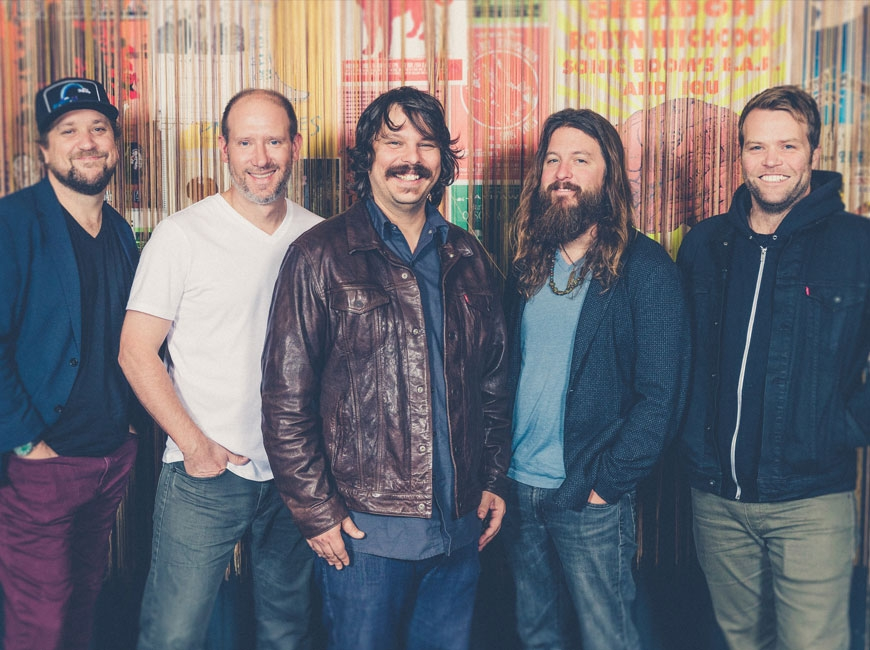 Courage for the road: Anders Beck of Greensky Bluegrass