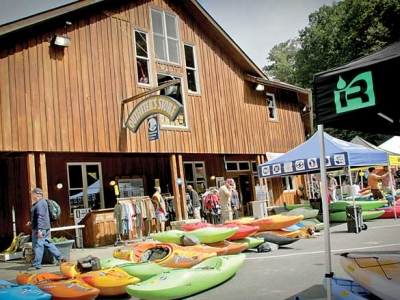 Gear deals, paddling and mountain bike muscle coming to NOC