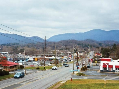 Russ Avenue: growing pains in Waynesville