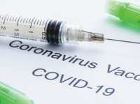 Virus trends down as vaccination continues