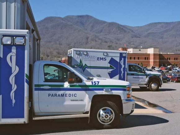 Proposal would give Qualla area 24-hour ambulance