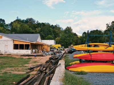 Tapping into your tummy: Nantahala Brewing launches restaurant, open-air taproom
