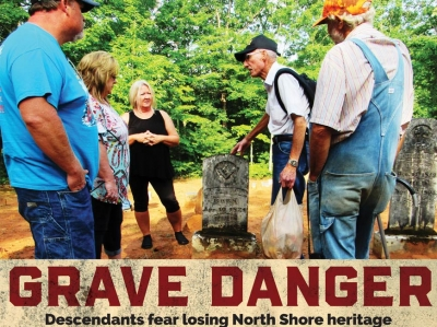 New generation needed to preserve North Shore cemeteries