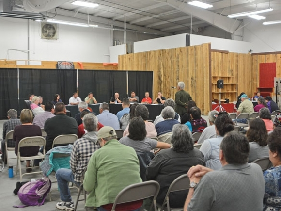Tribal members oppose alcohol expansion