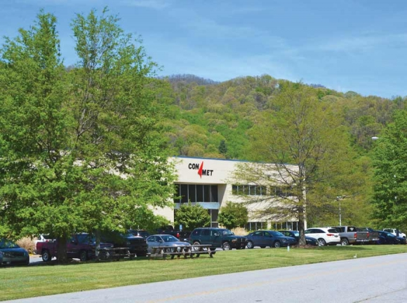 ConMet still has plans to shut down its Bryson City plant and consolidate operations at its Canton plant. File photo