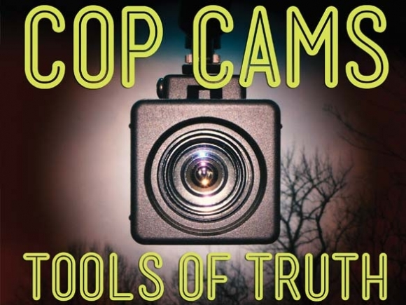 Police cameras in WNC