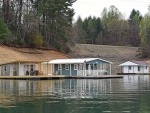 Swain officials discuss houseboats with TVA