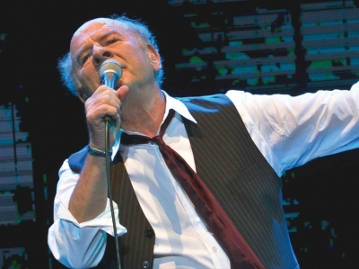 Legendary singer-songwriter Art Garfunkel will perform in Asheville on April 5.