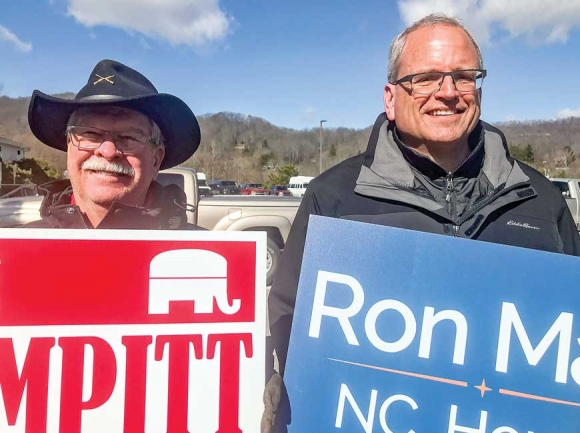 Clampitt takes nomination in 119th District