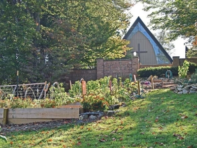 Growing community: Church garden project brings neighbors together to grow healthy food