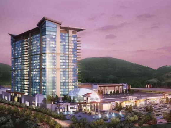 Records show Catawba casino developer donated to bill sponsors