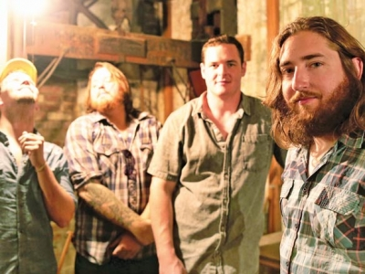 Midwest Heart, Southern Blues: Nick Dittmeier & The Sawdusters roll into WNC