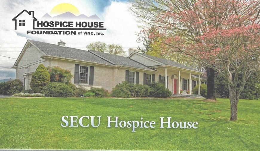 Hospice House in Franklin nears completion