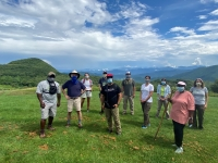 Highlights from Smokies' Hikes for Healing Program